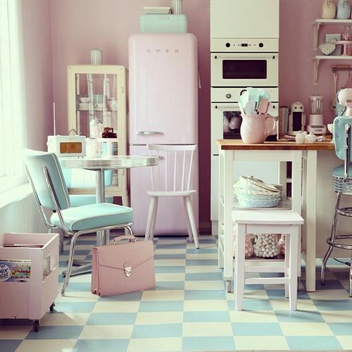 cozinha-retro-vintage